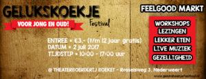 Facebookbanner Gelukskoekje festival 2017